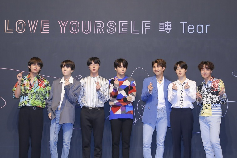 "BTS announce ""repackaged"" album <i>Love Yourself: Answer</i> with new songs"