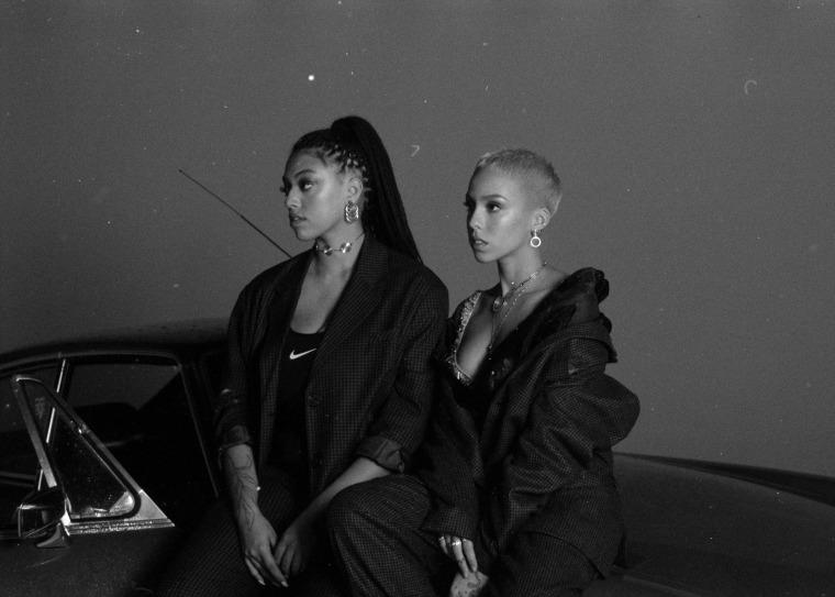 "Rising U.K. artists Poppy Ajudha and Mahalia connect on ""Low Ride"""