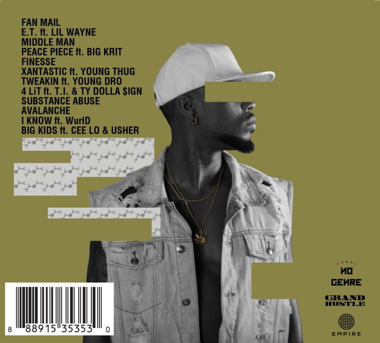 "B.o.B Links Up With Young Thug For ""Xantastic"" And Reveals Tracklist For <i>ETHER</i>"