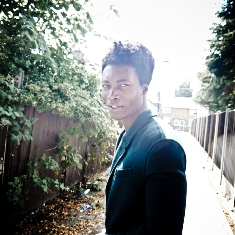 "Watch The Surreal Monochrome Video For Benjamin Clementine's ""I Won't Complain"""
