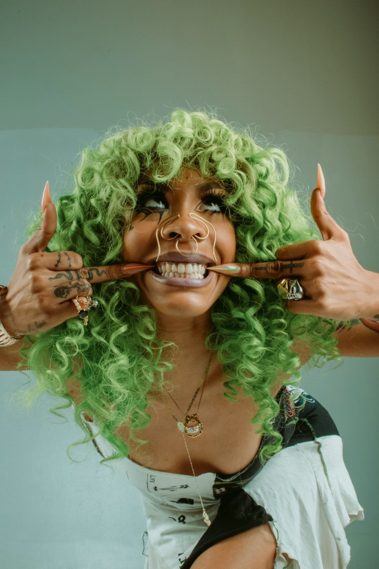 Listen to five new Rico Nasty songs