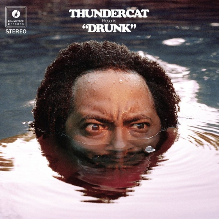 Here Are The Full Credits For Thundercat's <i>Drunk</i> Album
