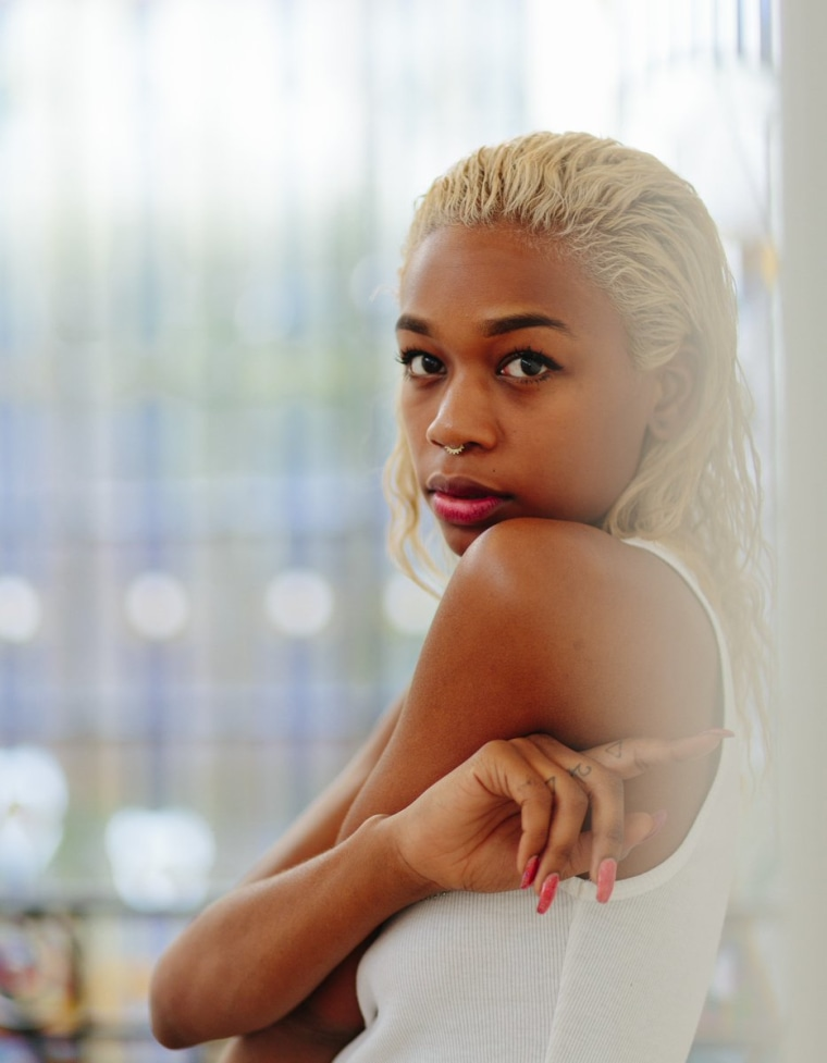 "Listen to Abra's new song ""B.R.A.T."""