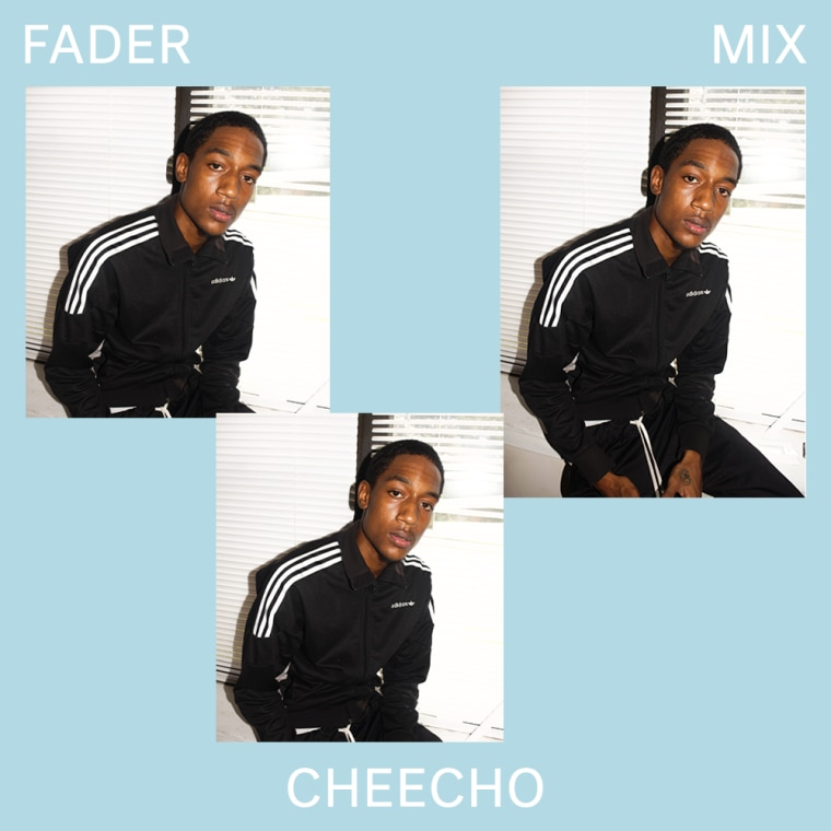 Listen to a new FADER Mix by Cheecho