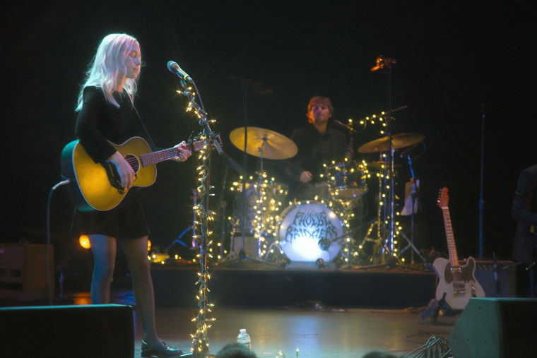 Julien Baker, Lucy Dacus and Phoebe Bridgers of boygenius Deliver a Tender Show in Los Angeles