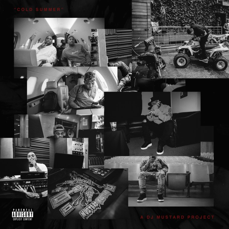 Hear DJ Mustard's <i>Cold Summer</i> Album