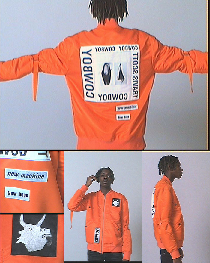 Travis Scott And Helmut Lang Have Joined Forces For A New Capsule Collection