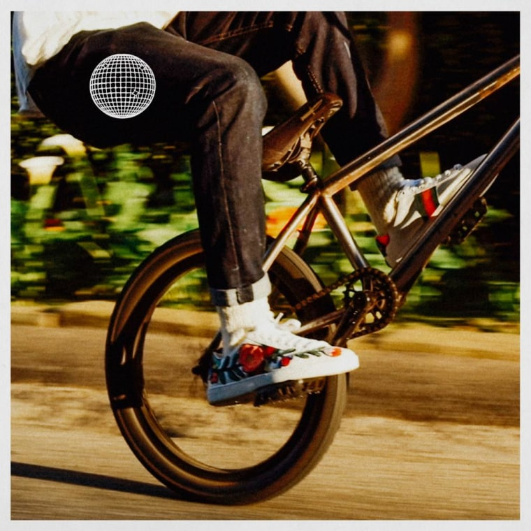 "Stream The Solo Version Of Frank Ocean's ""Biking"""