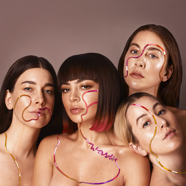 "Listen to Charli XCX's new HAIM collab ""Warm"""