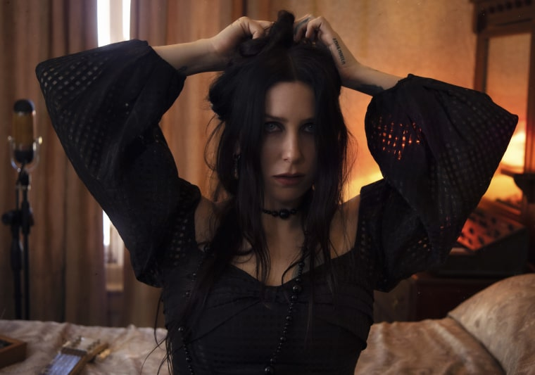 Chelsea Wolfe's road to the divine feminine