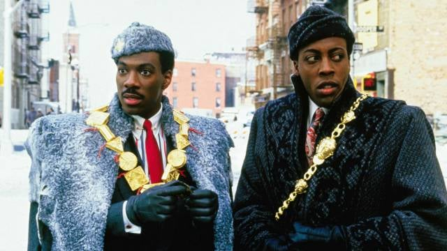 A <i>Coming To America</i> Sequel Is Officially In The Works