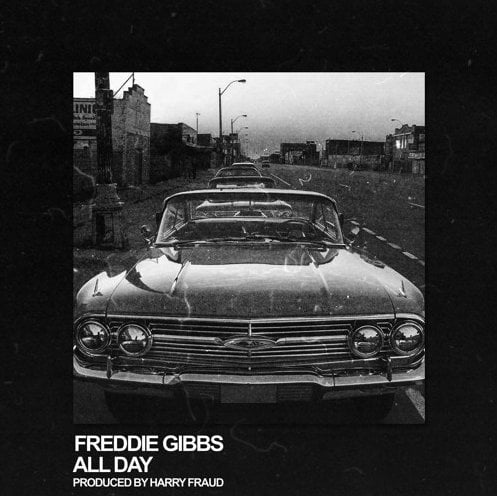 "Freddie Gibbs Shares ""All Day,"" Produced By Harry Fraud"