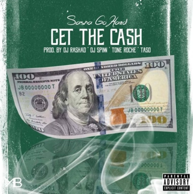 "Sasha Go Hard Shares ""Get The Cash,"" A Collaboration With The Late DJ Rashad"