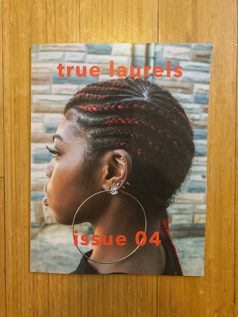 Check out the fourth issue of True Laurels mag