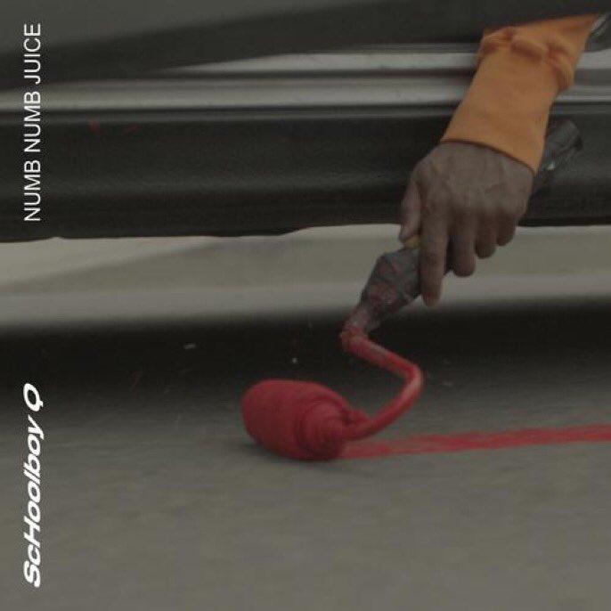 """ScHoolboy Q drops new single """"Numb Numb Juice"""""""
