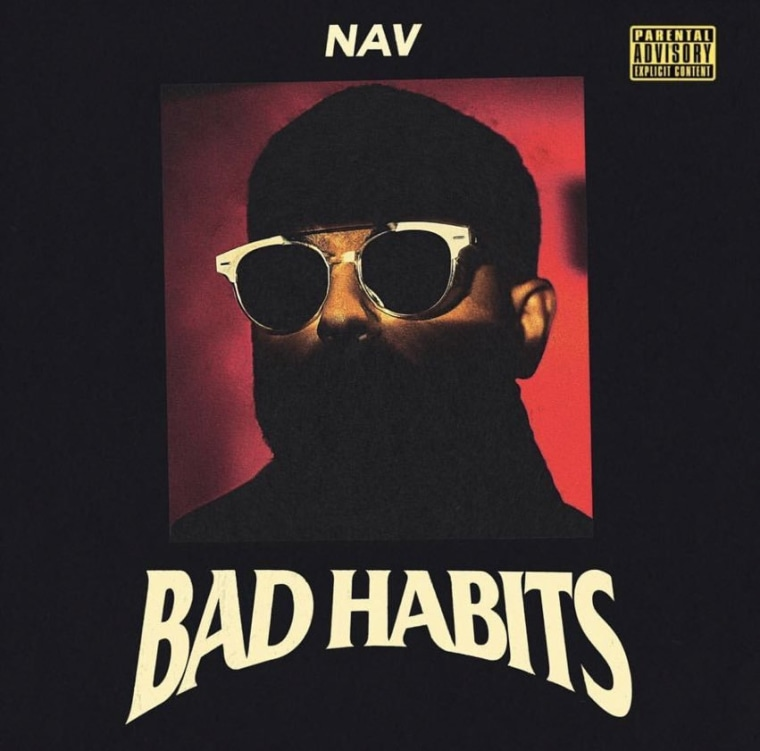 NAV's new The Weeknd-produced album <i>Bad Habits</i> is here