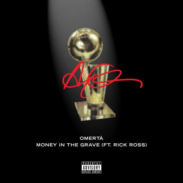 "Drake drops two new songs ""Omertà"" and ""Money in the Grave"""