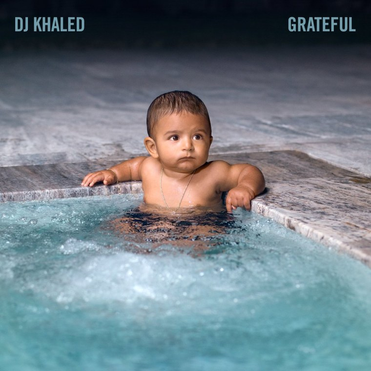 DJ Khaled Reveals <i>Grateful</i> Tracklist