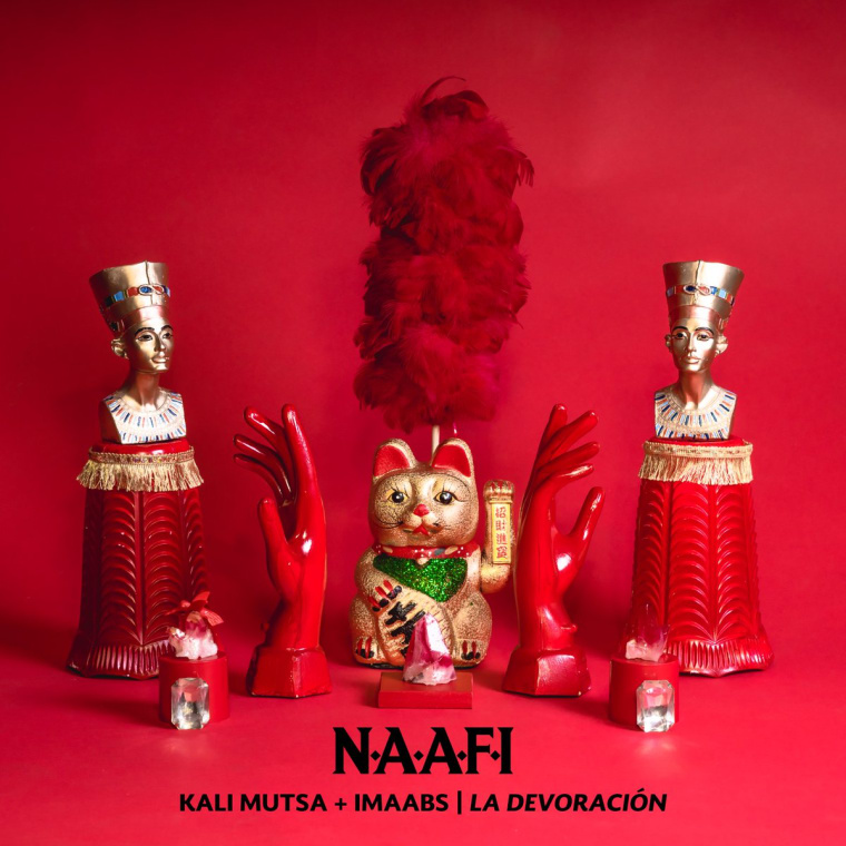 Listen To A Politically-Charged Reggaeton EP By Kali Mutsa And Imaabs