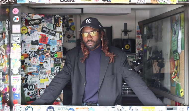 Blood Orange shares new song on NTS radio takeover