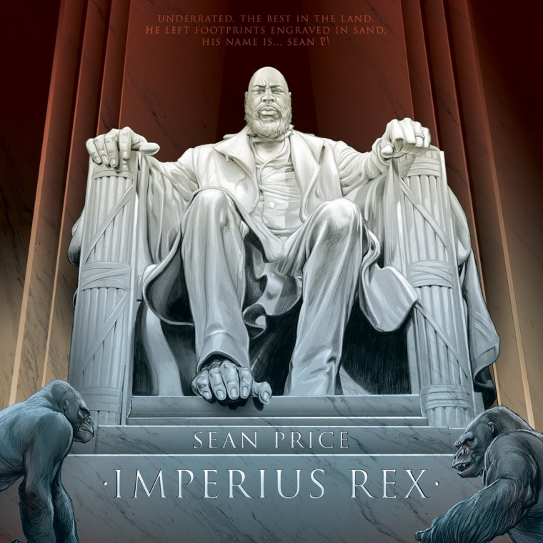 Listen To Sean Price's Posthumous Album <i>Imperius Rex </i>