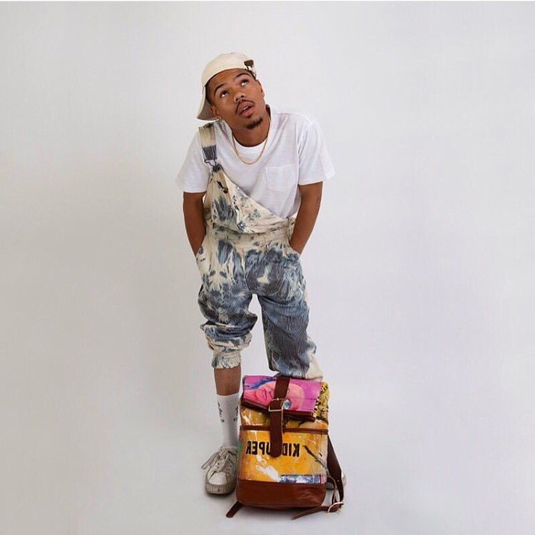 """Taylor Bennett Reunites With Chance The Rapper On """"Gimmie A Call"""""""
