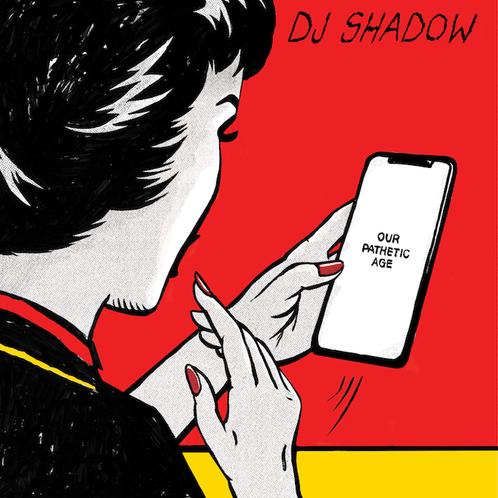 DJ Shadow confirms double album <I>Our Pathetic Age</i>