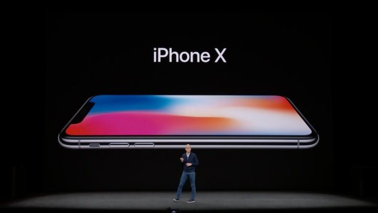 Apple's New $1000 iPhone X Will Recognize Your Face
