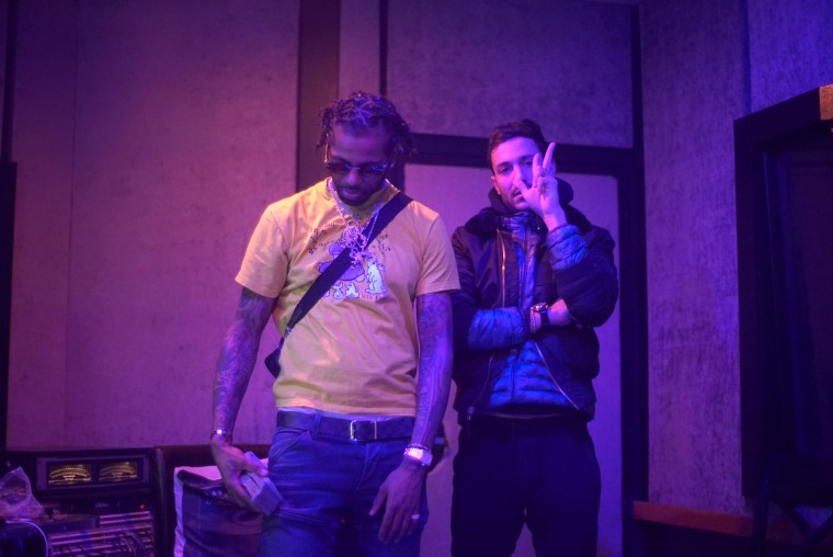 "French Producer Brodinski Links Up With Atlanta Native Hoodrich Pablo Juan For New Single ""IWFYB"""