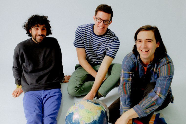 Peaer magnify global anxieties on their new album <i>A Healthy Earth</i>