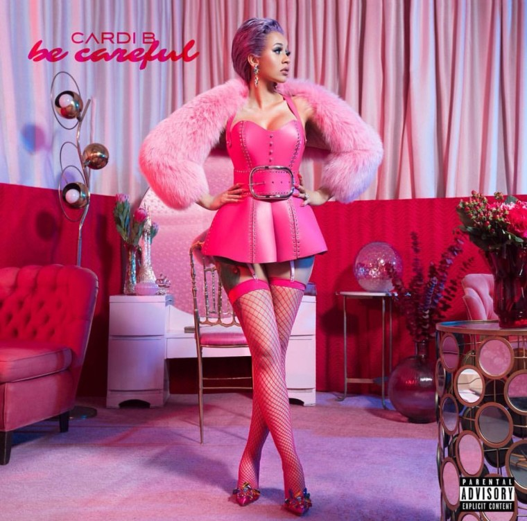"Cardi B drops new <i>Invasion of Privacy</i> single, ""Be Careful"""