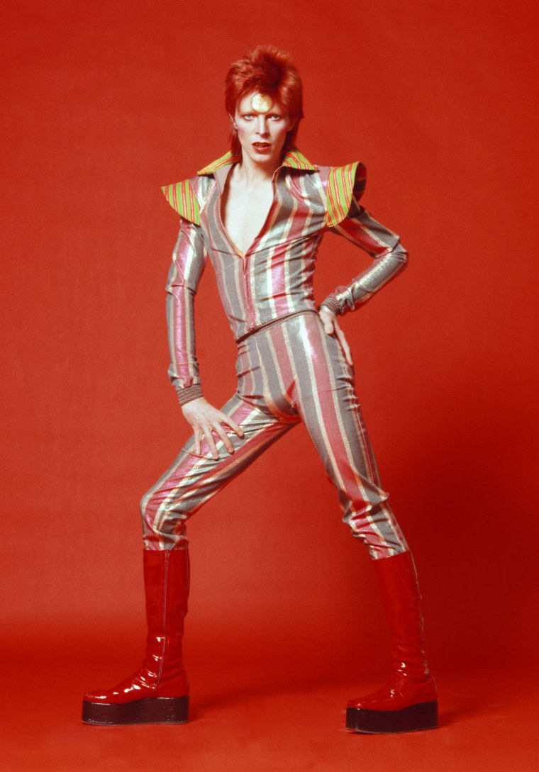 """David Bowie is"" Opens at Brooklyn Museum"