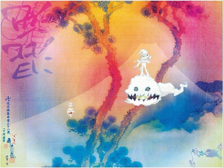 Kanye West and Kid Cudi release <i>Kids See Ghosts</i>