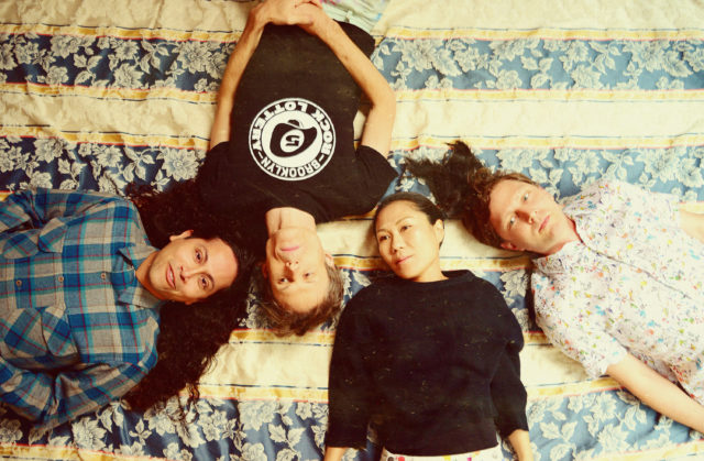 Deerhoof announce <i>Future Teenage Cave Artists</i> album details, share two new songs