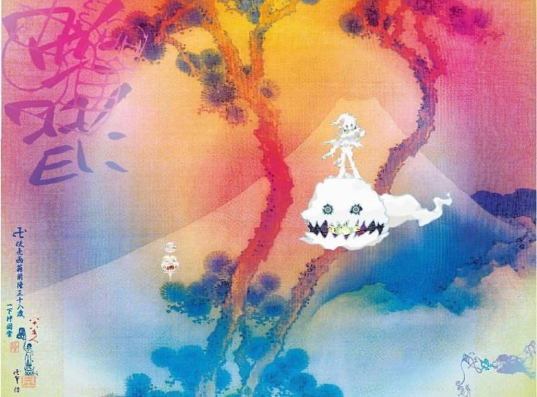 Kanye West and Kid Cudi debut <i>Kids See Ghosts</i>