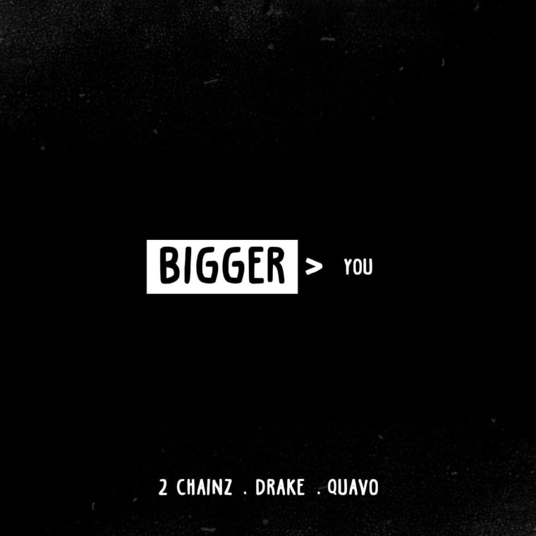 "2 Chainz recruits Drake and Quavo for ""Bigger Than You"""