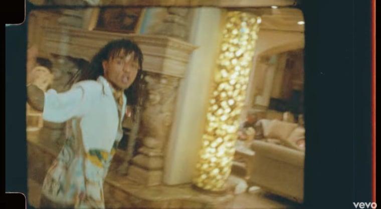 Super 8 film has taken over music videos