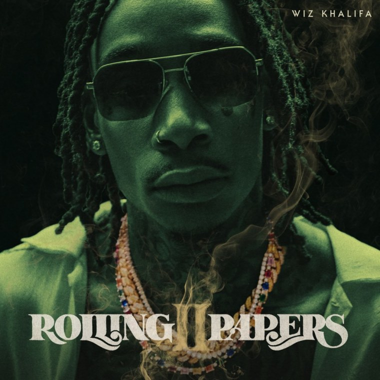 Wiz Khalifa's <i>Rolling Papers II </i>has arrived