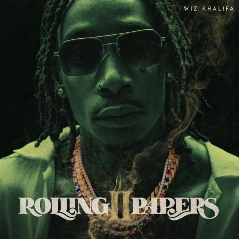 Wiz Khalifa's <i>Rolling Papers II </i>has arrived