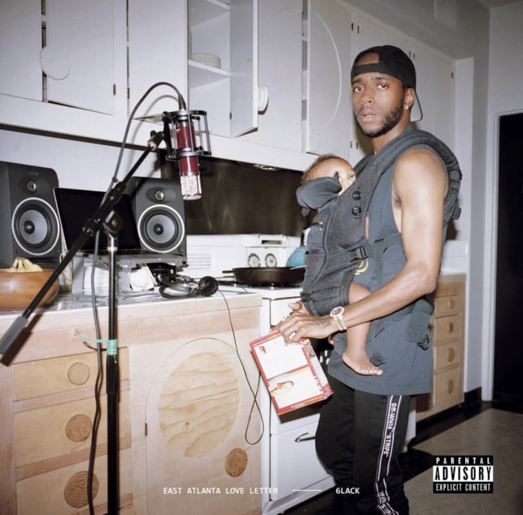 Hear 6LACK's new album <i>East Atlanta Love Letter</i>