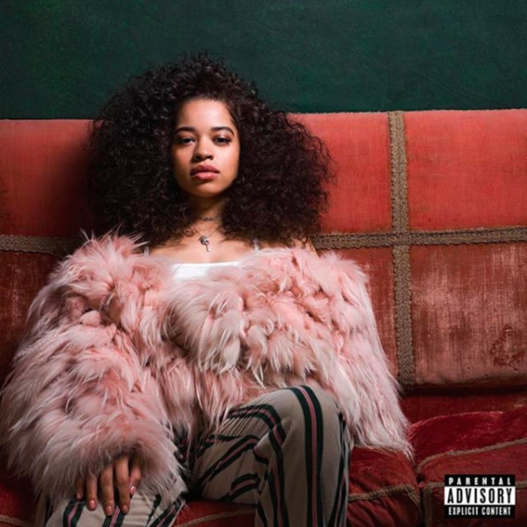 Ella Mai's self titled debut album is here