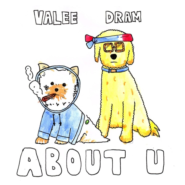 "Valee teams with DRAM and ChaseTheMoney on new single ""About U"""