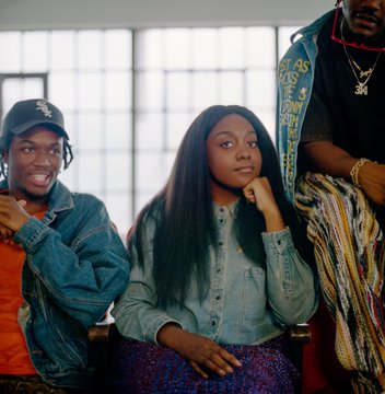Noname, Saba, and Smino form supergroup Ghetto Sage
