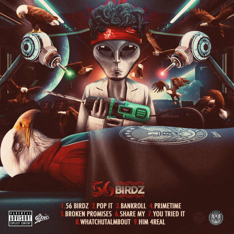 Doe Boy to release new project <I>56 Birdz</i> tonight