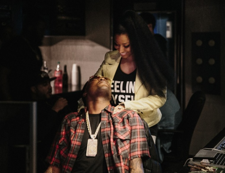 Exclusive: Meek Mill And Nick Minaj Are Not Engaged