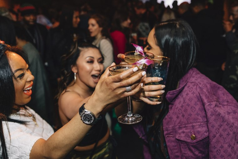 BACARDÍ® brought the warmth to Chicago during All-Star 2020 Weekend