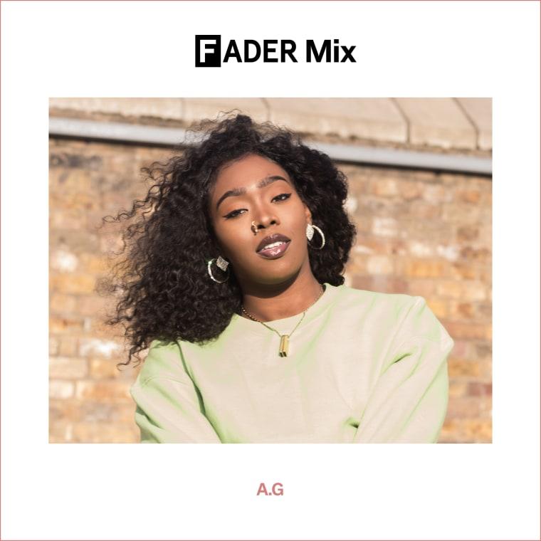 FADER Mix: A.G
