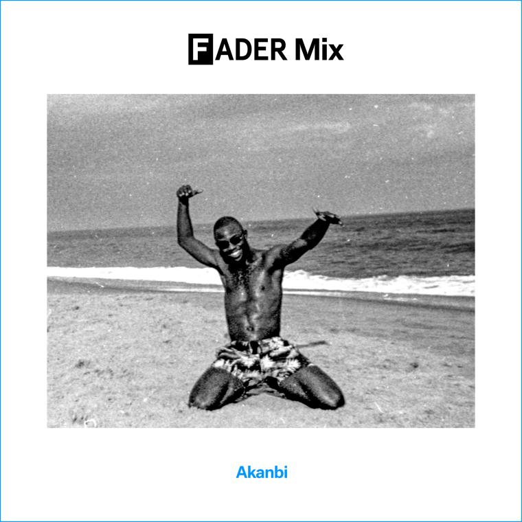 FADER Mix: Akanbi