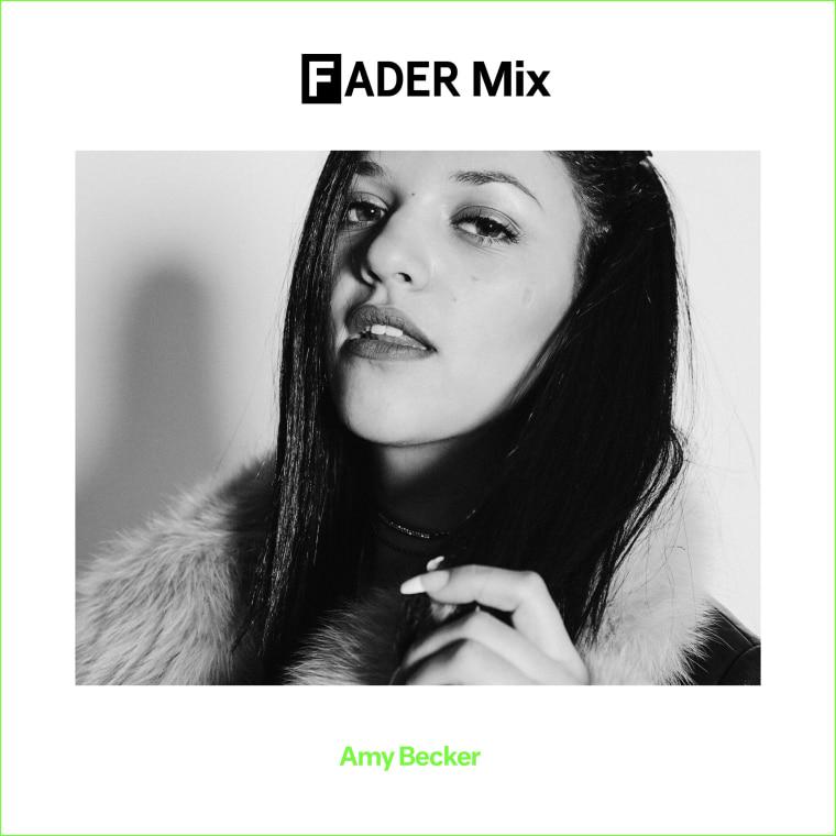 FADER Mix: Amy Becker