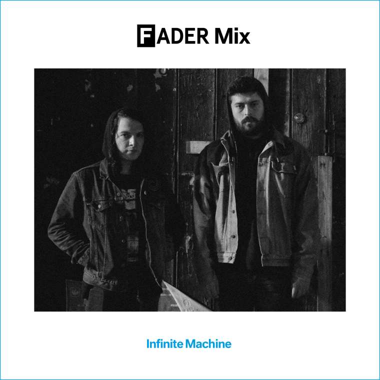 FADER Mix: Infinite Machine